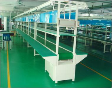 Hệ thống băng tải PVC 2 tầng