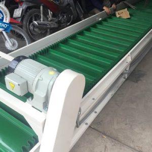 Băng tải PVC gân bèo
