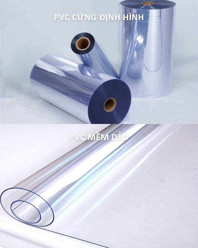 Phiên biệt PVC cứng và PVC mềm