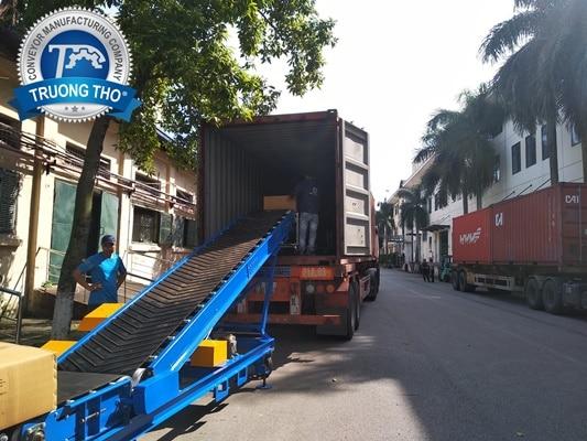 Băng tải cao su được ứng dụng rộng rãi trong cuộc sống