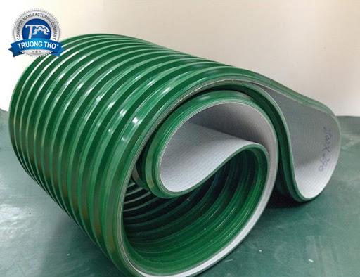 Dây băng tải PVC gân